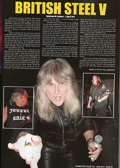 Power Play Mag June 2011